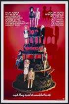 The Rocky Horror Picture Show (Broadway) - 11 x 17 Movie Poster - Style A