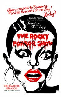 The Rocky Horror Picture Show (Broadway) - 27 x 40 Poster - Style A