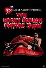 The Rocky Horror Picture Show - 27 x 40 Movie Poster - Style D