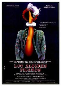 The Rogues - 27 x 40 Movie Poster - Spanish Style A