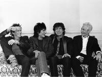 The Rolling Stones - 8 x 10 B&W Photo #1