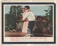 The Roman Spring of Mrs. Stone - 11 x 14 Movie Poster - Style A