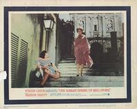 The Roman Spring of Mrs. Stone - 11 x 14 Movie Poster - Style E