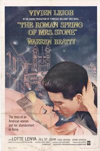 The Roman Spring of Mrs. Stone - 27 x 40 Movie Poster - Style A