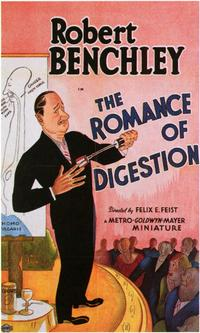 The Romance of Digestion - 11 x 17 Movie Poster - Style A