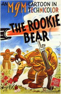The Rookie Bear - 27 x 40 Movie Poster - Style A