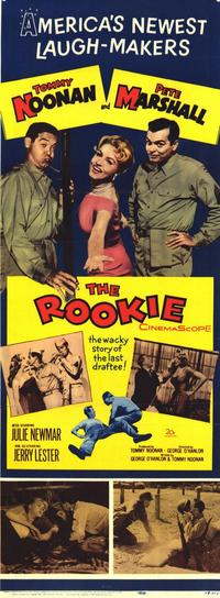 The Rookie - 11 x 17 Movie Poster - Style A