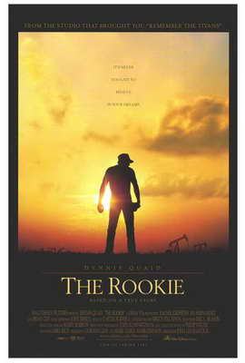 The Rookie - 27 x 40 Movie Poster - Style A