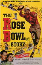 The Rose Bowl Story - 27 x 40 Movie Poster - Style A