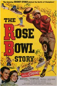 The Rose Bowl Story - 11 x 17 Movie Poster - Style A