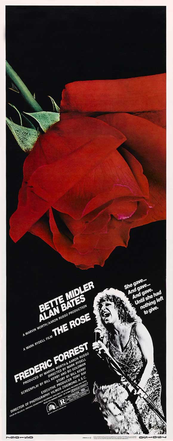 the rose movie posters from movie poster shop