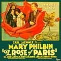 The Rose of Paris - 18 x 18 Movie Poster