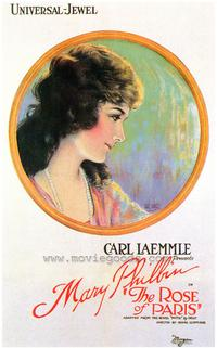 The Rose of Paris - 43 x 62 Movie Poster - Bus Shelter Style A