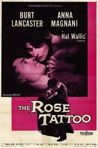 The Rose Tattoo - 11 x 17 Movie Poster - Style A