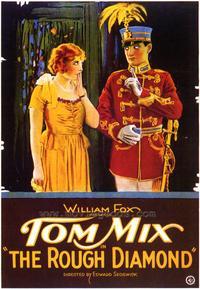 The Rough Diamond - 27 x 40 Movie Poster - Style A