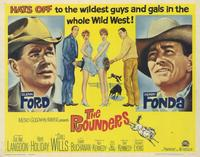 The Rounders - 11 x 14 Movie Poster - Style A