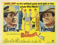 The Rounders - 22 x 28 Movie Poster - Half Sheet Style A