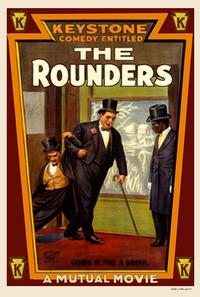 The Rounders - 11 x 17 Movie Poster - Style B