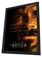 The Rover - 27 x 40 Movie Poster - Style C - in Deluxe Wood Frame