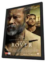 The Rover - 11 x 17 Movie Poster - Australian Style A - in Deluxe Wood Frame
