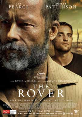 The Rover - 11 x 17 Movie Poster - Australian Style A