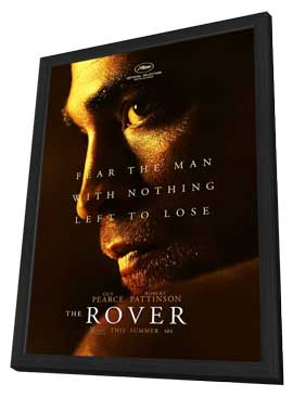 The Rover - 27 x 40 Movie Poster - Style A - in Deluxe Wood Frame