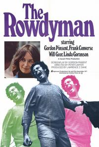 The Rowdyman - 27 x 40 Movie Poster - Style A