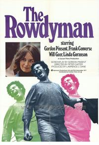 The Rowdyman - 43 x 62 Movie Poster - Bus Shelter Style A