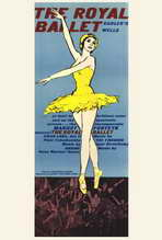 The Royal Ballet - 27 x 40 Movie Poster - Style B