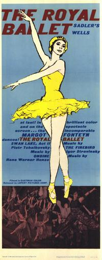 The Royal Ballet - 7 x 17 Movie Poster - Style A