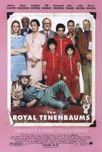 The Royal Tenenbaums - 27 x 40 Movie Poster - Style B