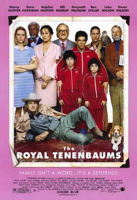 The Royal Tenenbaums - 11 x 17 Movie Poster - Style B