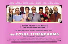 The Royal Tenenbaums - 11 x 17 Movie Poster - Style C
