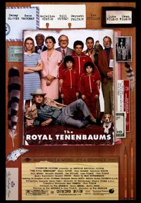 The Royal Tenenbaums - 43 x 62 Movie Poster - Bus Shelter Style A