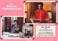 The Royal Tenenbaums - 11 x 14 Poster German Style B