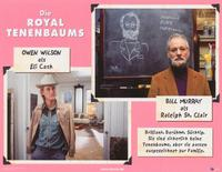 The Royal Tenenbaums - 11 x 14 Poster German Style D