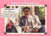 The Royal Tenenbaums - 11 x 14 Poster German Style G