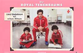The Royal Tenenbaums - 11 x 17 Movie Poster - Style E