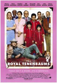 The Royal Tenenbaums - Movie Poster - 27 x 39 - Style A