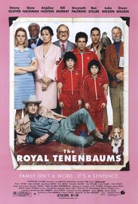 The Royal Tenenbaums - 11 x 17 Movie Poster - Style A - Double Sided