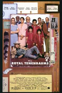 The Royal Tenenbaums - 11 x 17 Movie Poster - Style A - Museum Wrapped Canvas