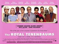 The Royal Tenenbaums - 11 x 17 Movie Poster - Style C - Museum Wrapped Canvas