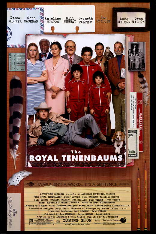 the royal tenenbaums movie posters from movie poster shop