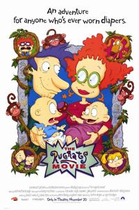 The Rugrats Movie - 11 x 17 Movie Poster - Style A