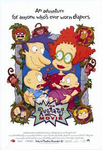 The Rugrats Movie - 27 x 40 Movie Poster - Style A