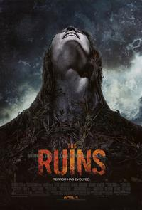 The Ruins - 43 x 62 Movie Poster - Bus Shelter Style A