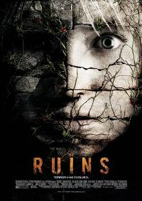 The Ruins - 43 x 62 Movie Poster - Bus Shelter Style B