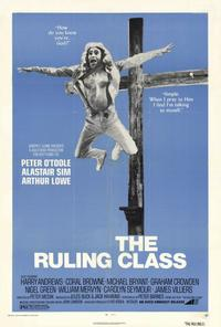 The Ruling Class - 27 x 40 Movie Poster - Style A