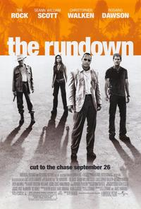 The Rundown - 11 x 17 Movie Poster - Style A