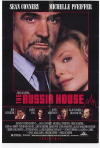 The Russia House - 11 x 17 Movie Poster - Style C